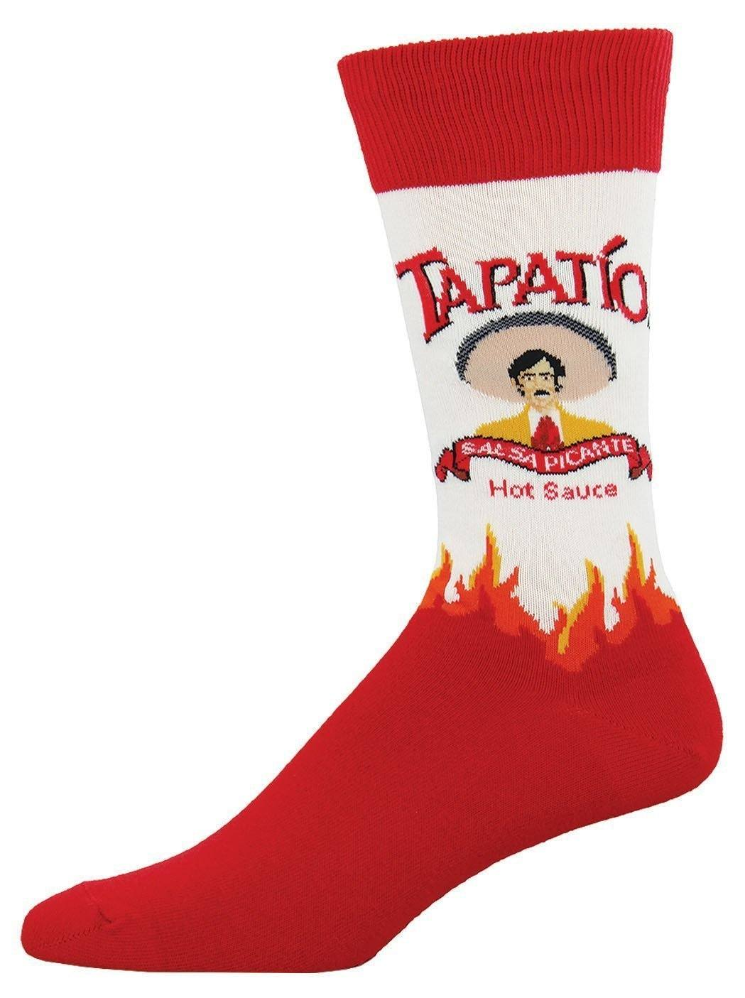 Socksmith - Tapatío Crew Socks | Men's - Knock Your Socks Off