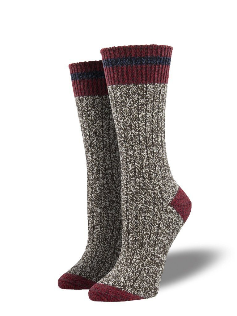 Socksmith - Yellowstone Boot Socks | Women's - Knock Your Socks Off