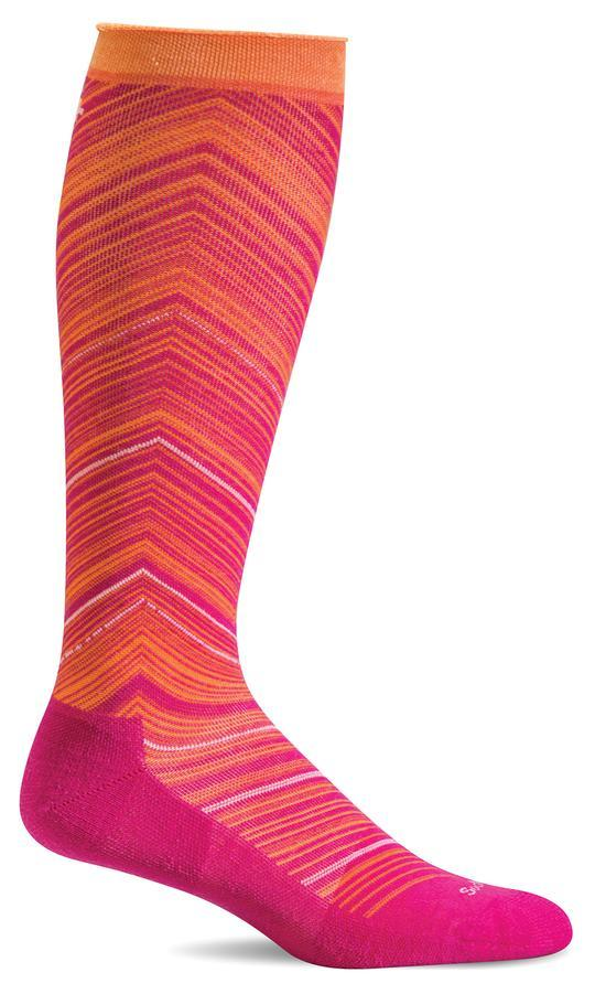 Sockwell - Full Flattery Moderate Graduated Compression (15-20 mmHg) Socks | Women's - Knock Your Socks Off