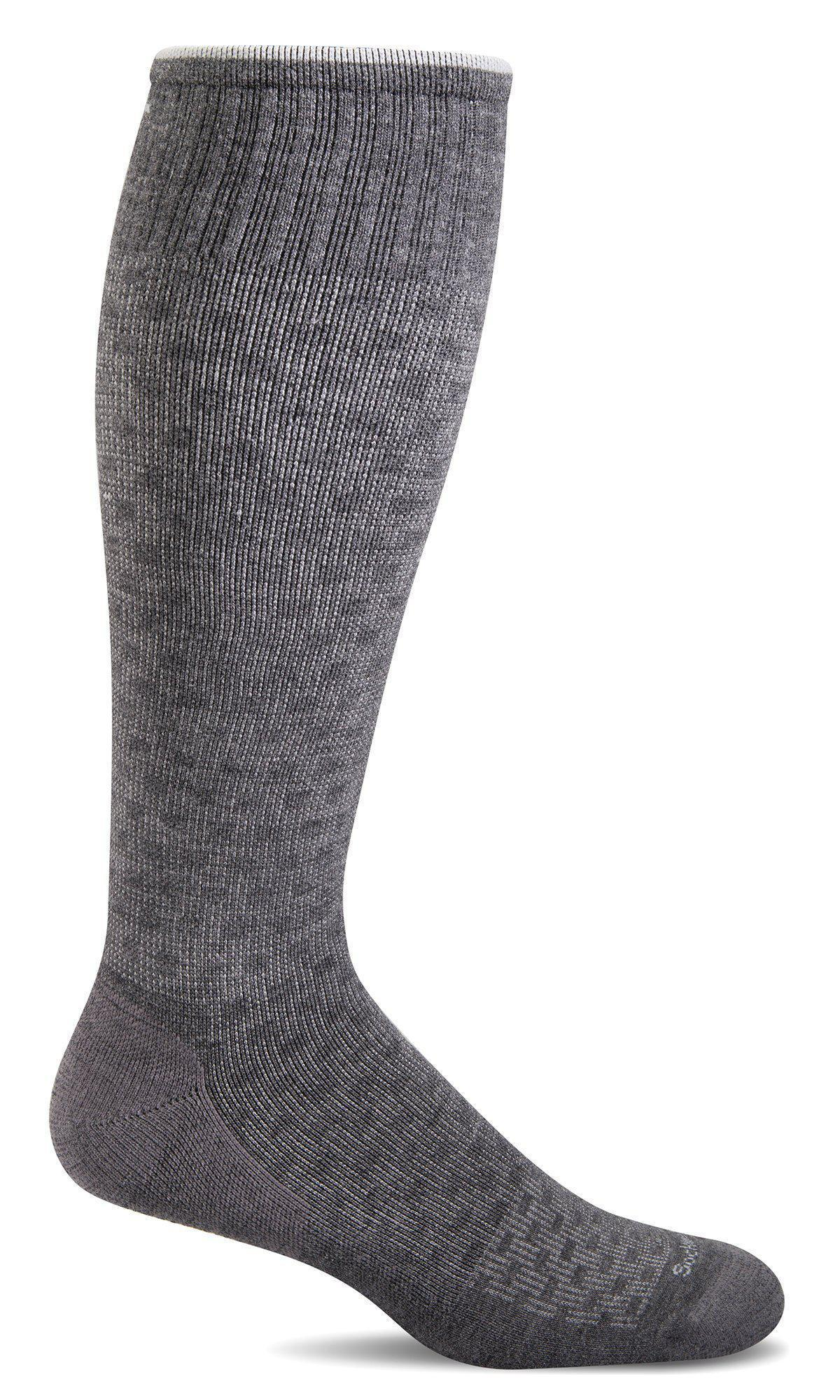 Sockwell - Shadow Box Moderate Graduated Compression (15-20 mmHg) Socks | Men's - Knock Your Socks Off