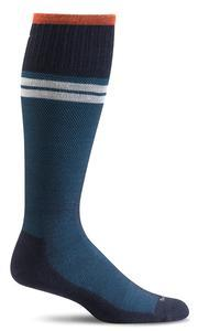 Sockwell - Sportster Moderate Graduated Compression (15-20 mmHg) Socks | Men's - Knock Your Socks Off