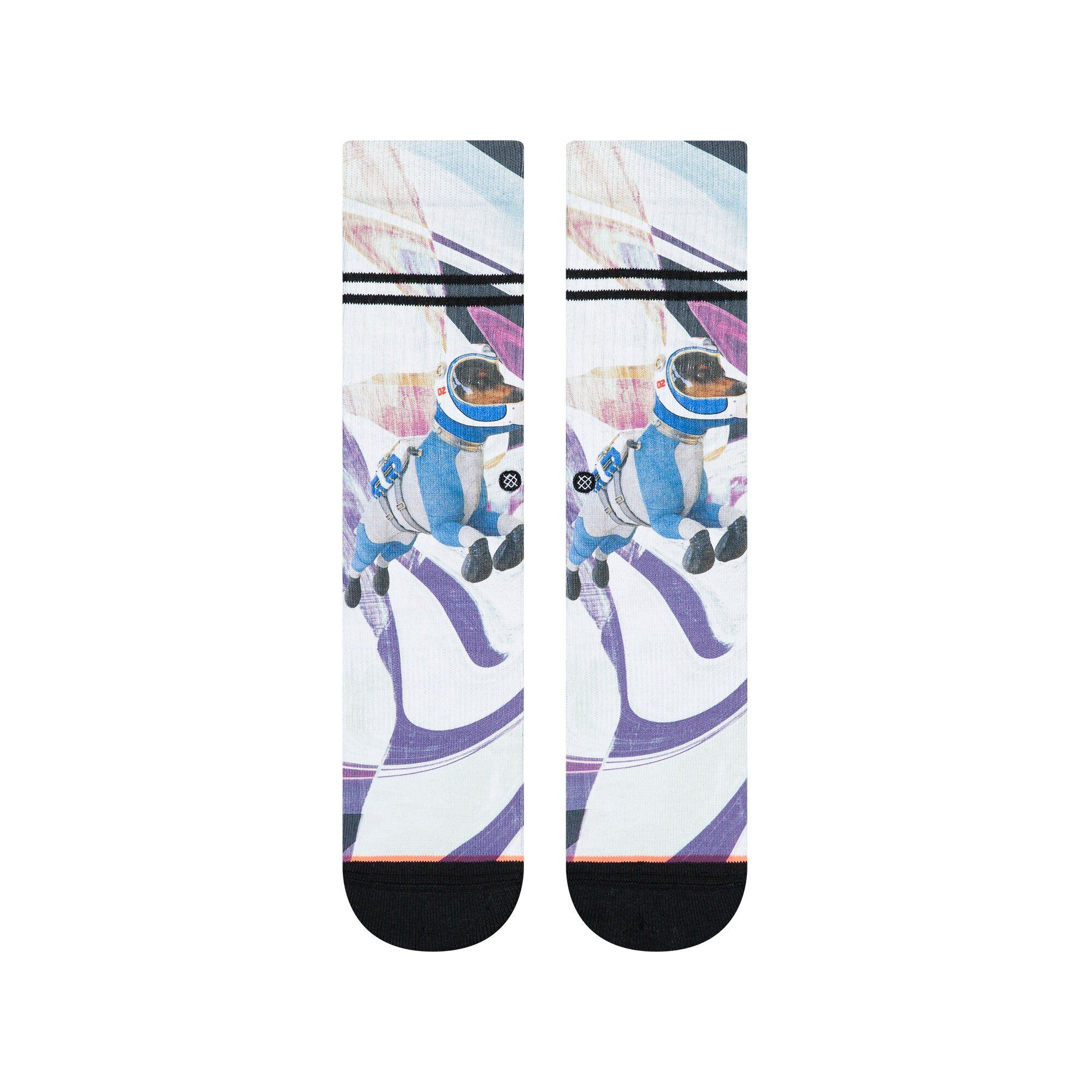 Stance - Astrodog Crew Socks | Women's - Knock Your Socks Off