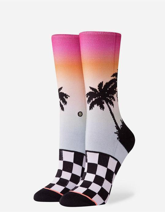 Stance - Baecation Crew Socks | Women's - Knock Your Socks Off