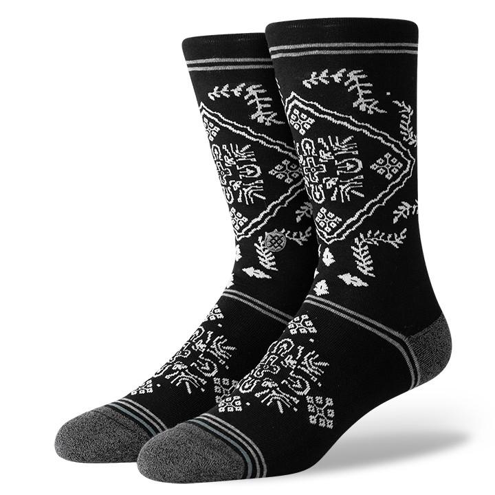 Stance - Bandero Crew Socks | Men's - Knock Your Socks Off