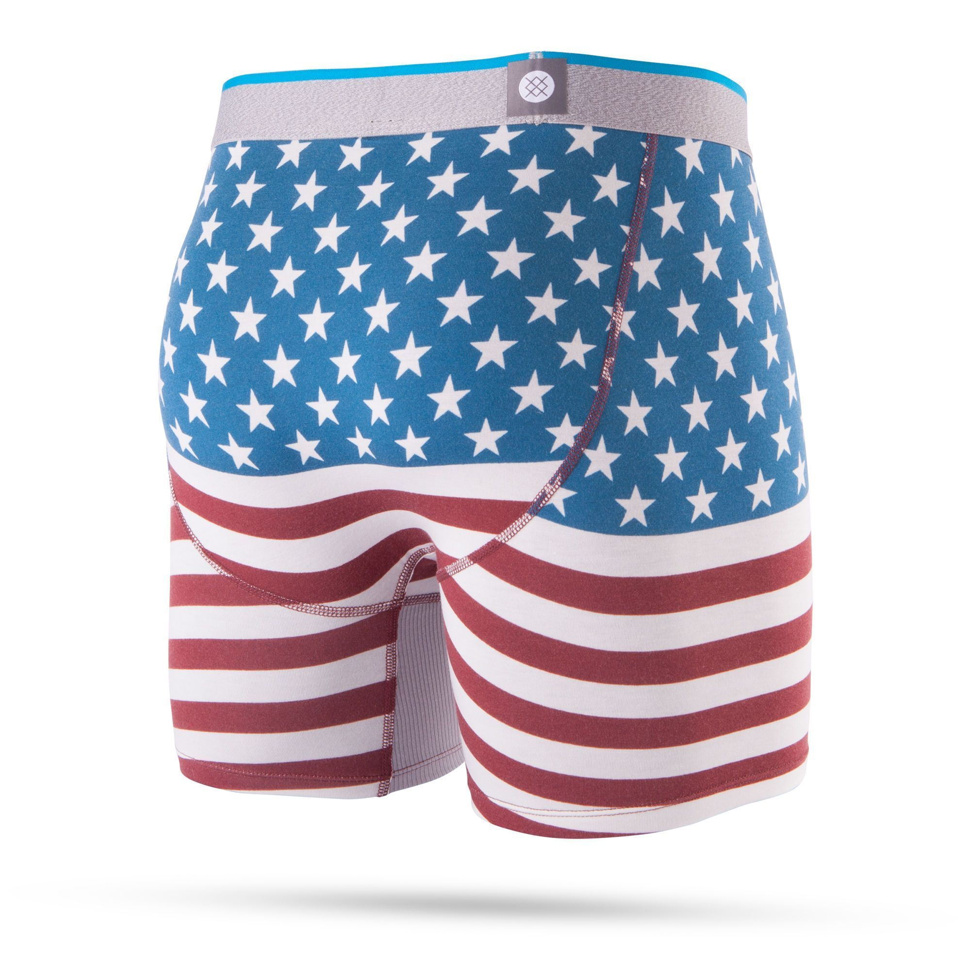 Stance - Bicentennial Boxer Brief Underwear | Men's - Knock Your Socks Off