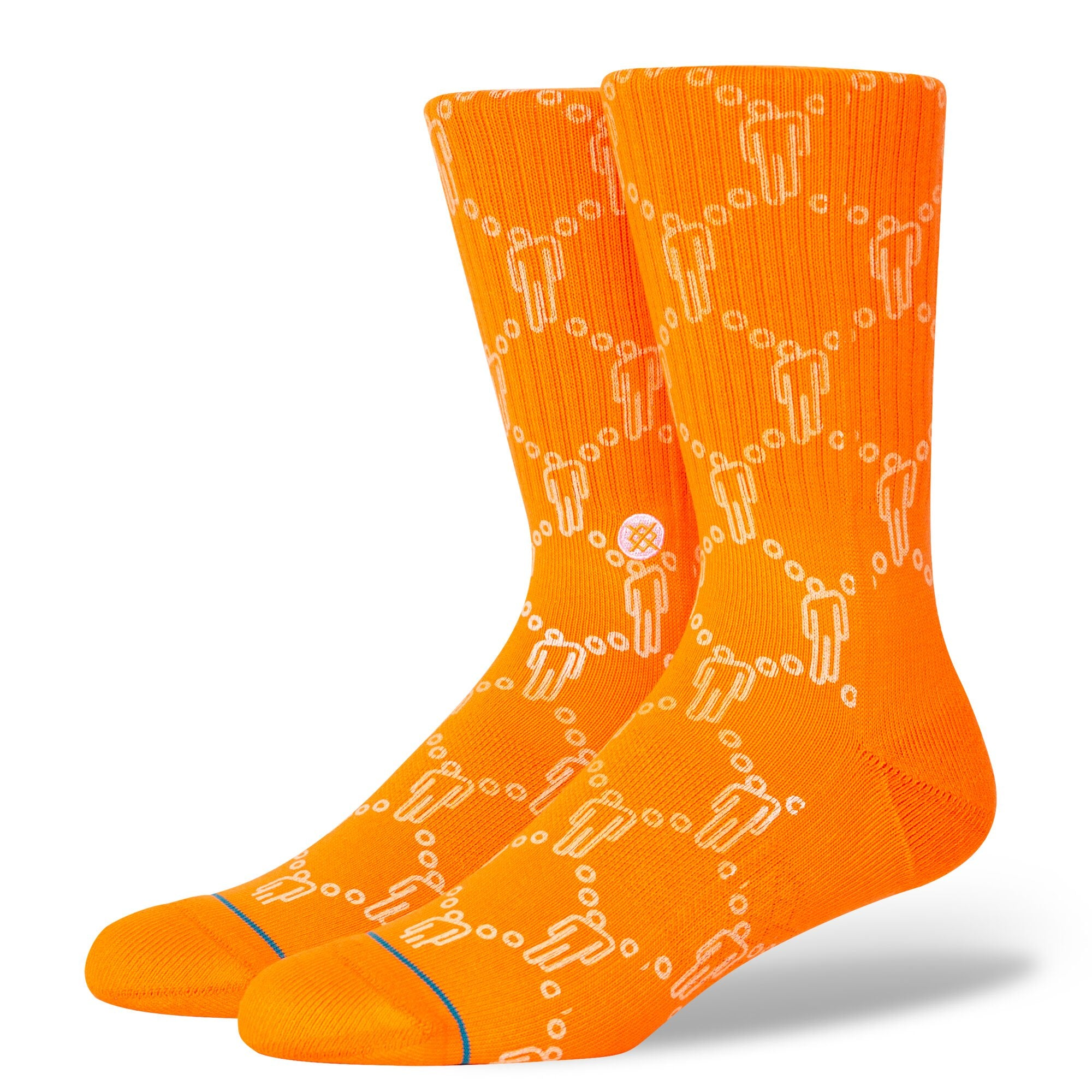 Stance - Billie Eilish: Blohsh Crew Socks | Women's - Knock Your Socks Off
