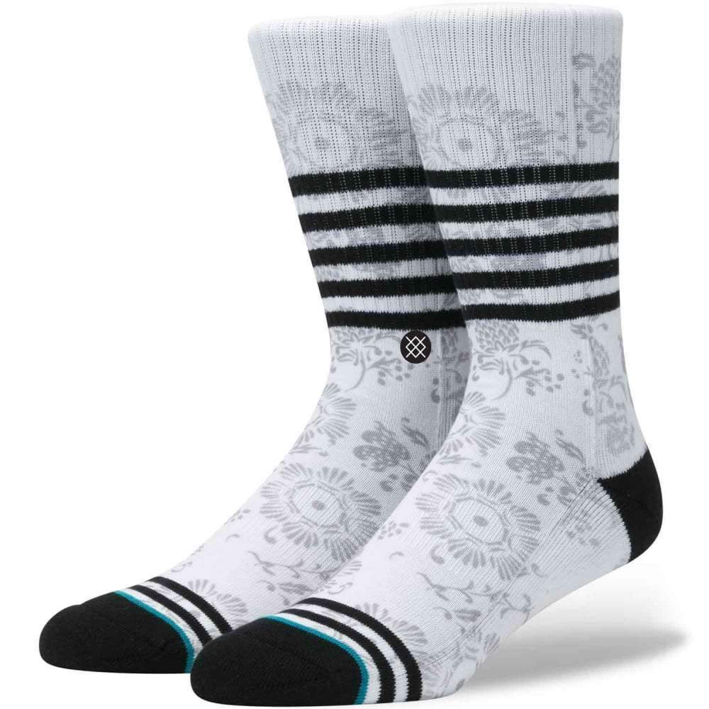 Stance - Briar Crew Socks | Men's - Knock Your Socks Off