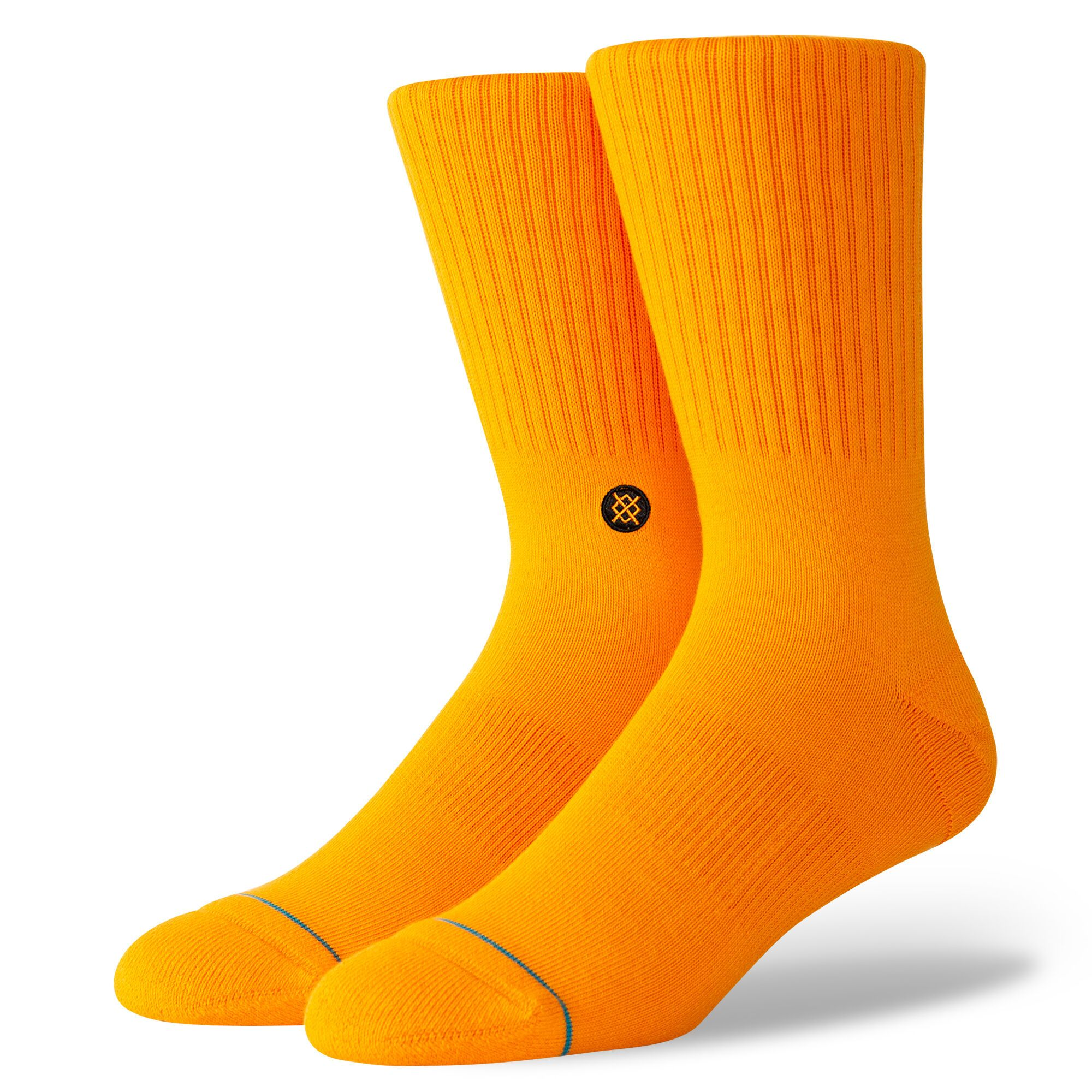Stance - Icon Crew Socks | Men's - Knock Your Socks Off