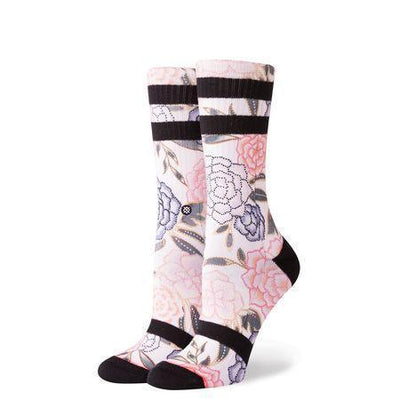 Stance - Posie Classic Crew Socks | Women's - Knock Your Socks Off