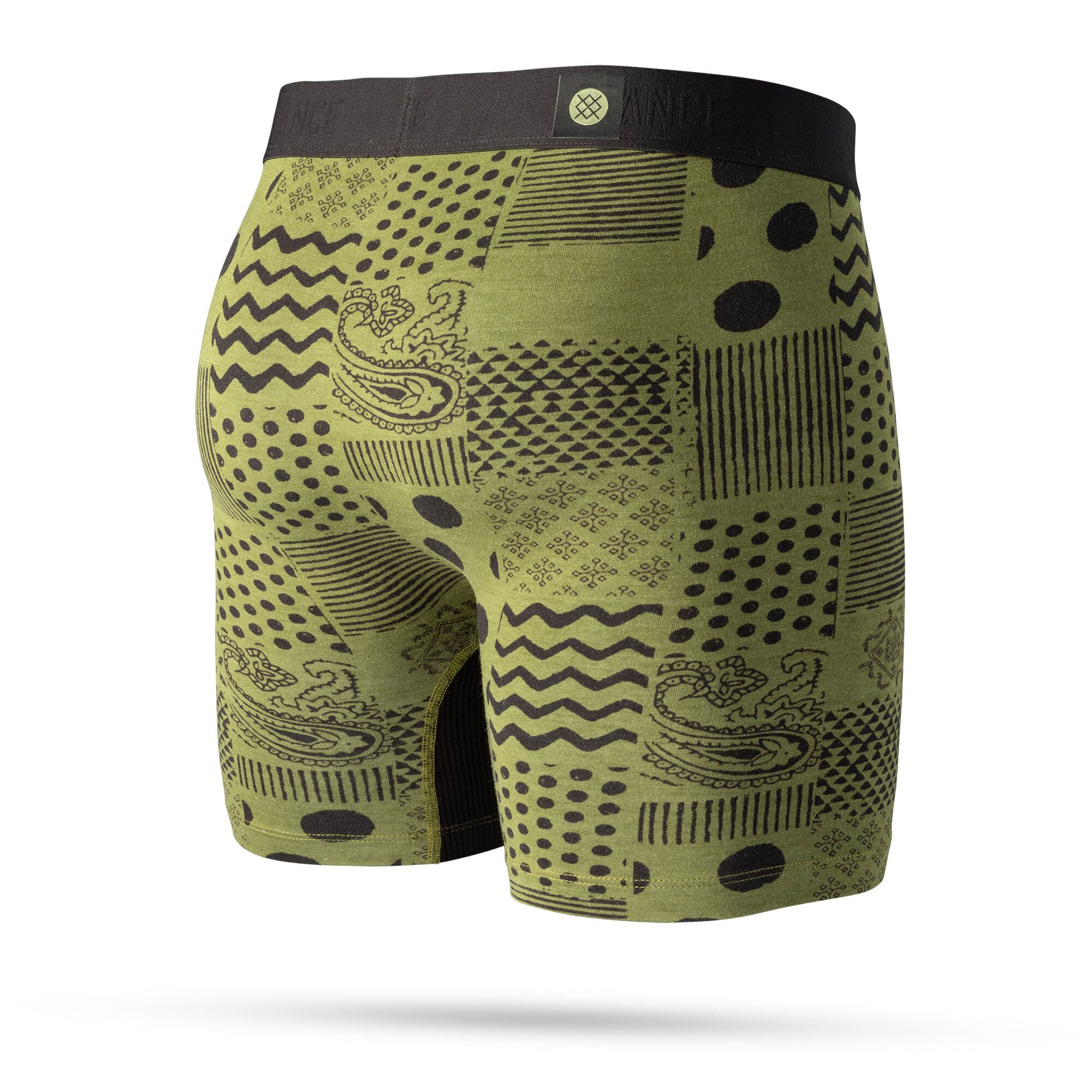 Stance - Pox Wholester Underwear | Men's - Knock Your Socks Off