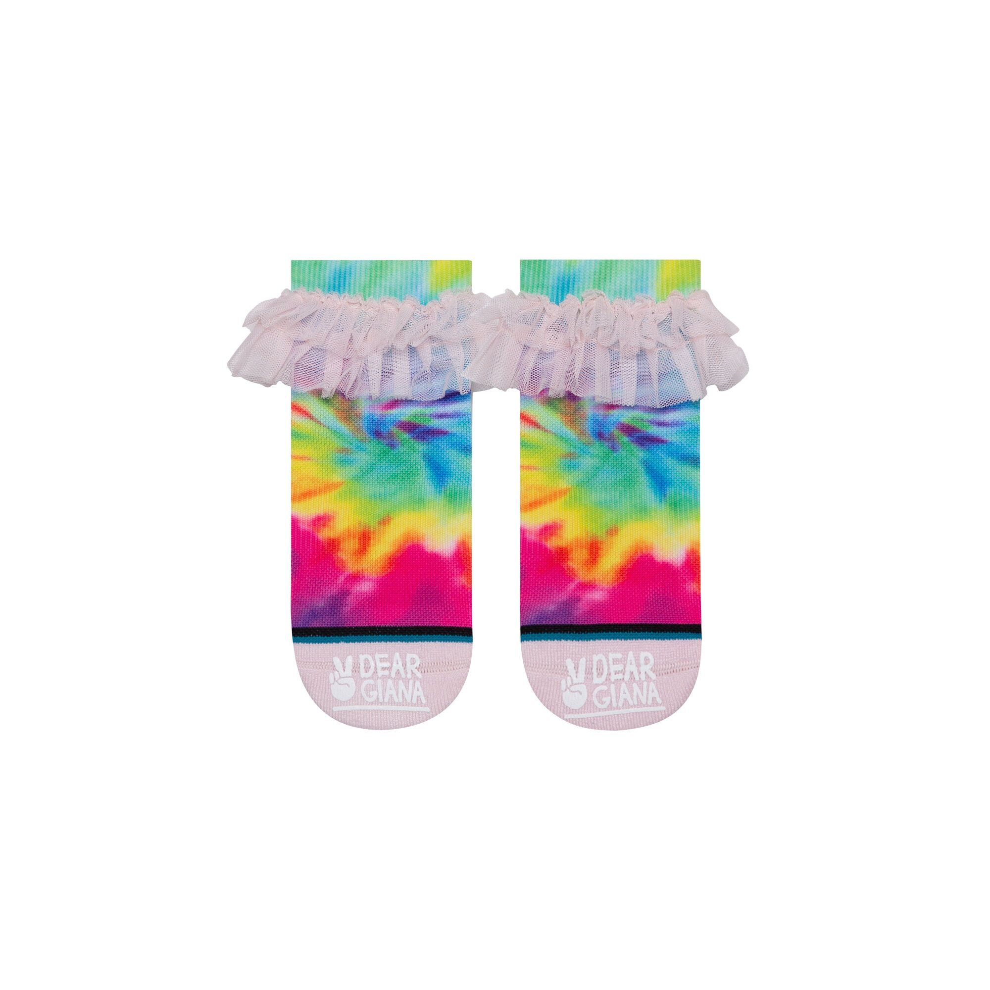 Stance - Ruffles Ankle Socks | Kid's - Knock Your Socks Off