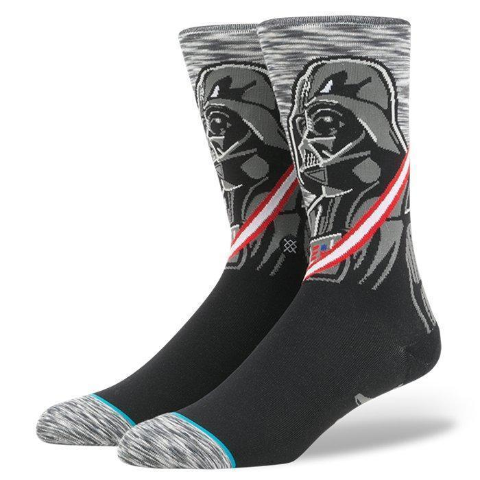Stance - Star Wars: Darkside Crew Socks | Men's - Knock Your Socks Off