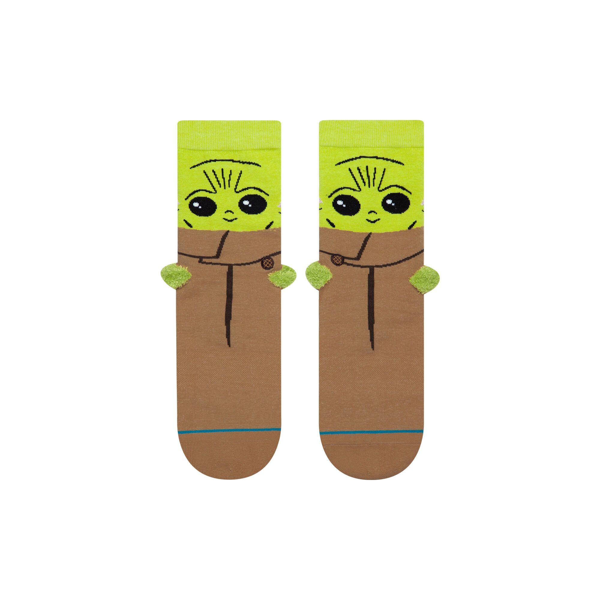 "Stance - Star Wars: ""The Child"" Baby Yoda Crew Socks 