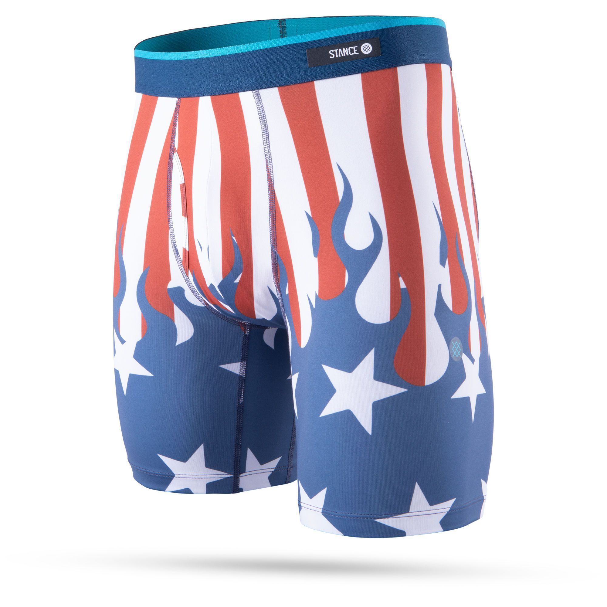 Stance - The Brave Boxer Brief Underwear | Men's - Knock Your Socks Off