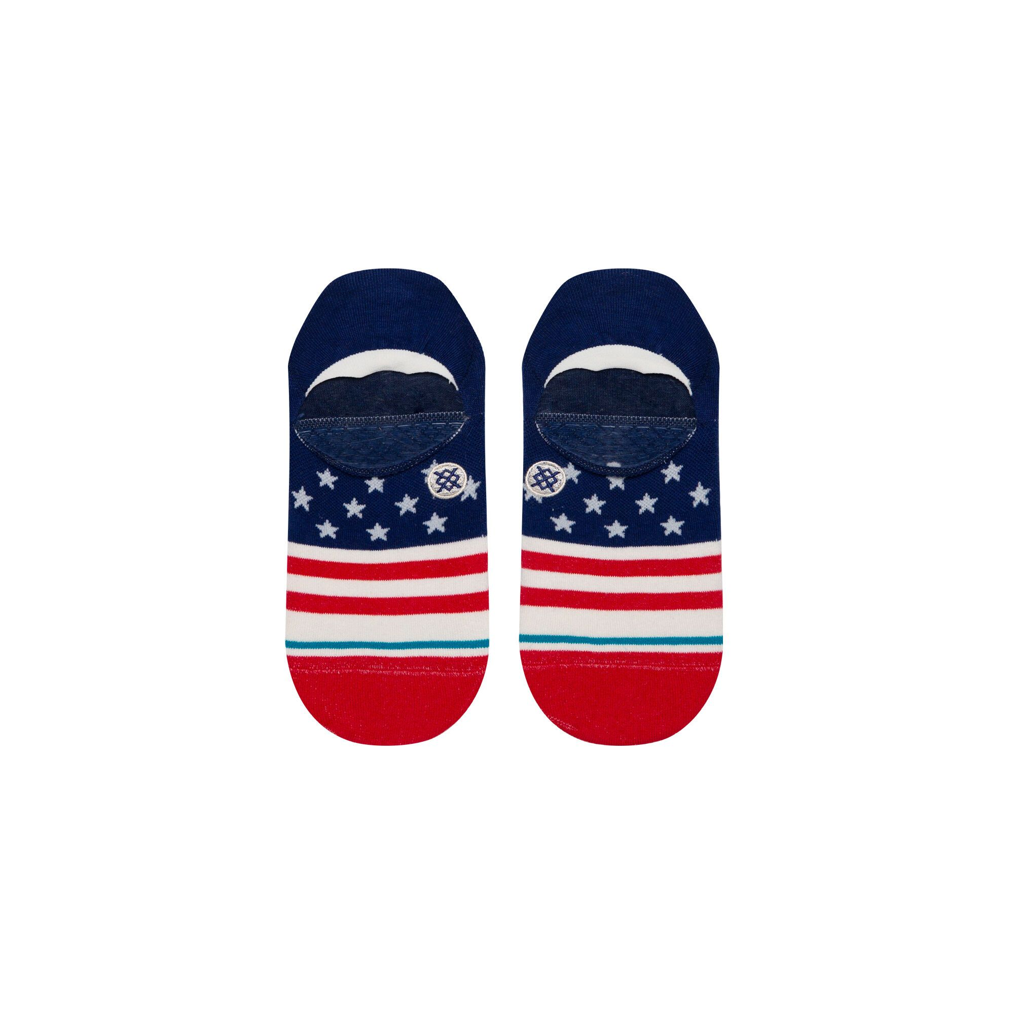 Stance - The Fourth St No Show Socks | Women's - Knock Your Socks Off