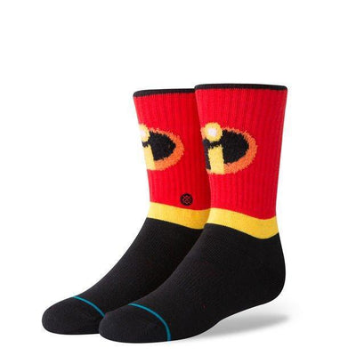 Stance - The Incredibles Boys Crew Socks | Kids' - Knock Your Socks Off