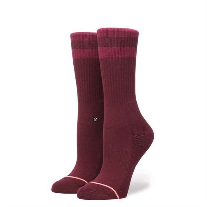 Stance - Uncommon Classic Crew Socks | Women's - Knock Your Socks Off