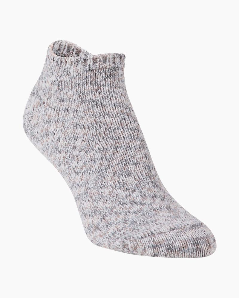 World's Softest - Cloud Dancer Weekend Ragg Low Ankle Socks | Women's - Knock Your Socks Off