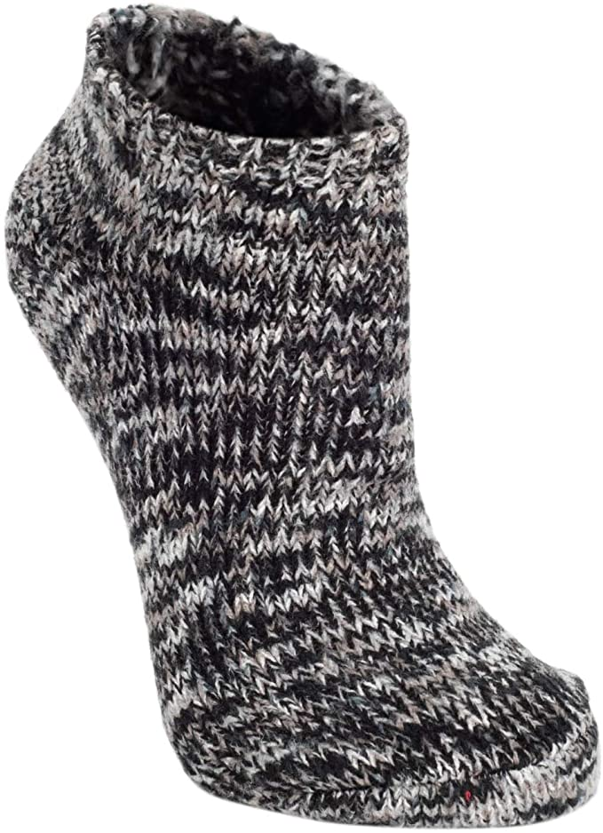 World's Softest - Night Weekend Ragg Low Ankle Socks | Women's - Knock Your Socks Off