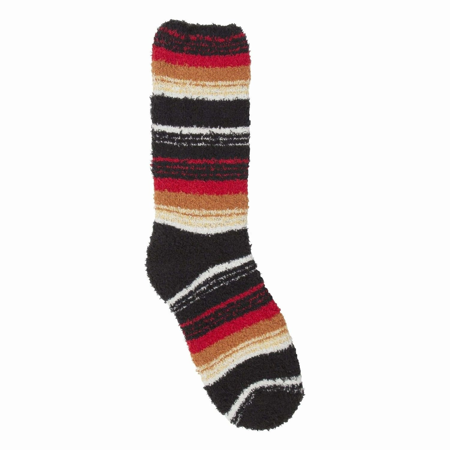 World's Softest - Winter Blanket Knit Pickin' Fireside Crew Socks | Women's - Knock Your Socks Off