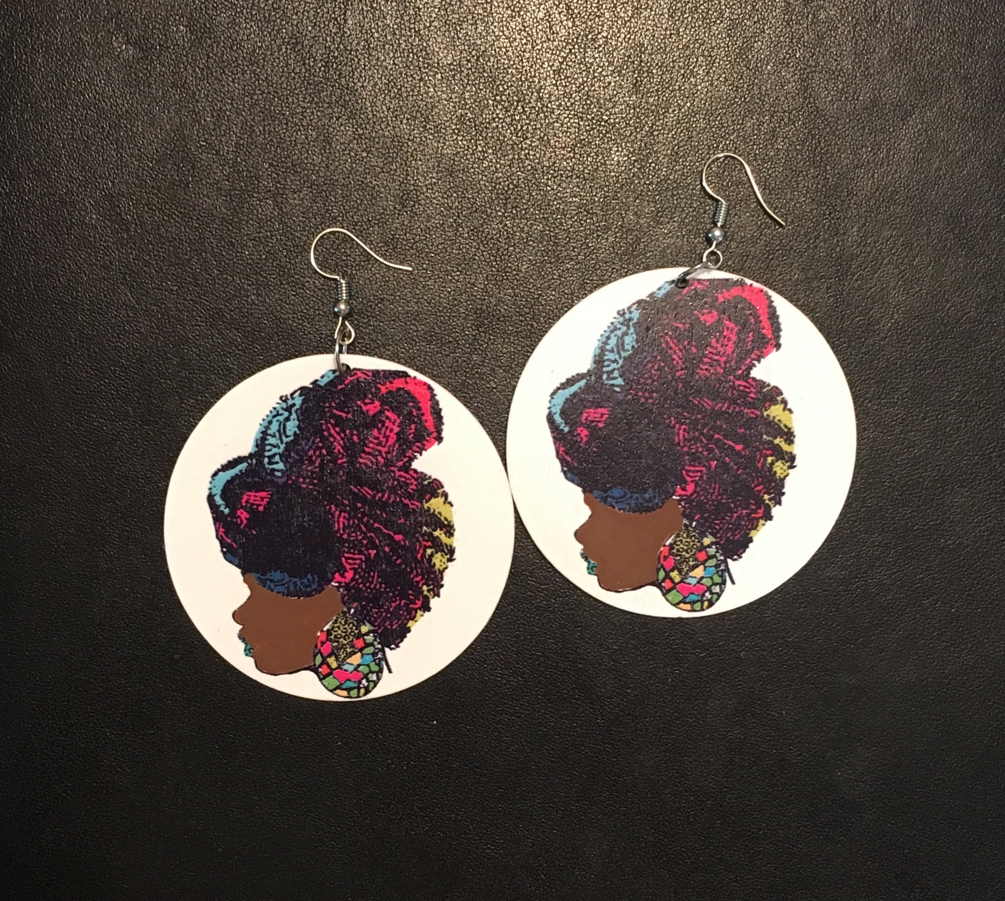 Sistar Earrings - Natural Couture