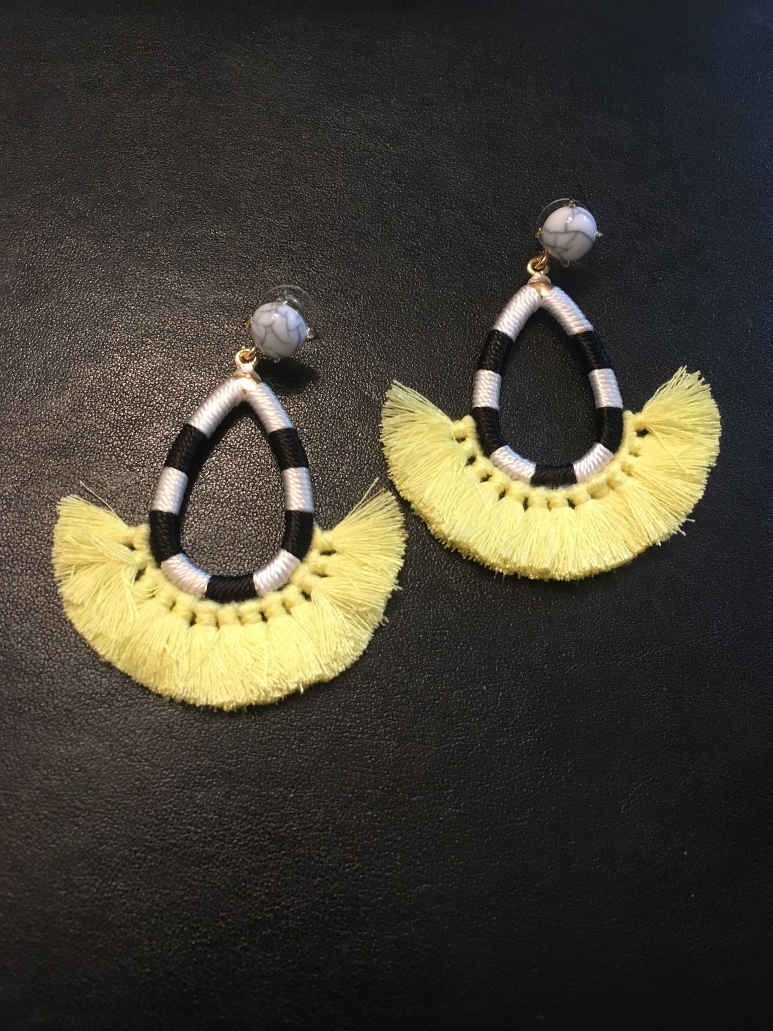 Spice Earrings - Natural Couture