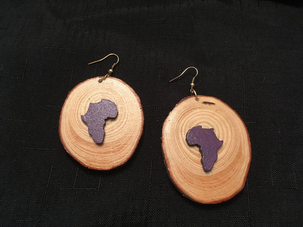 Strong Roots Earrings and Ring Set