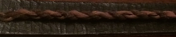 Leather Bracelet - Natural Couture