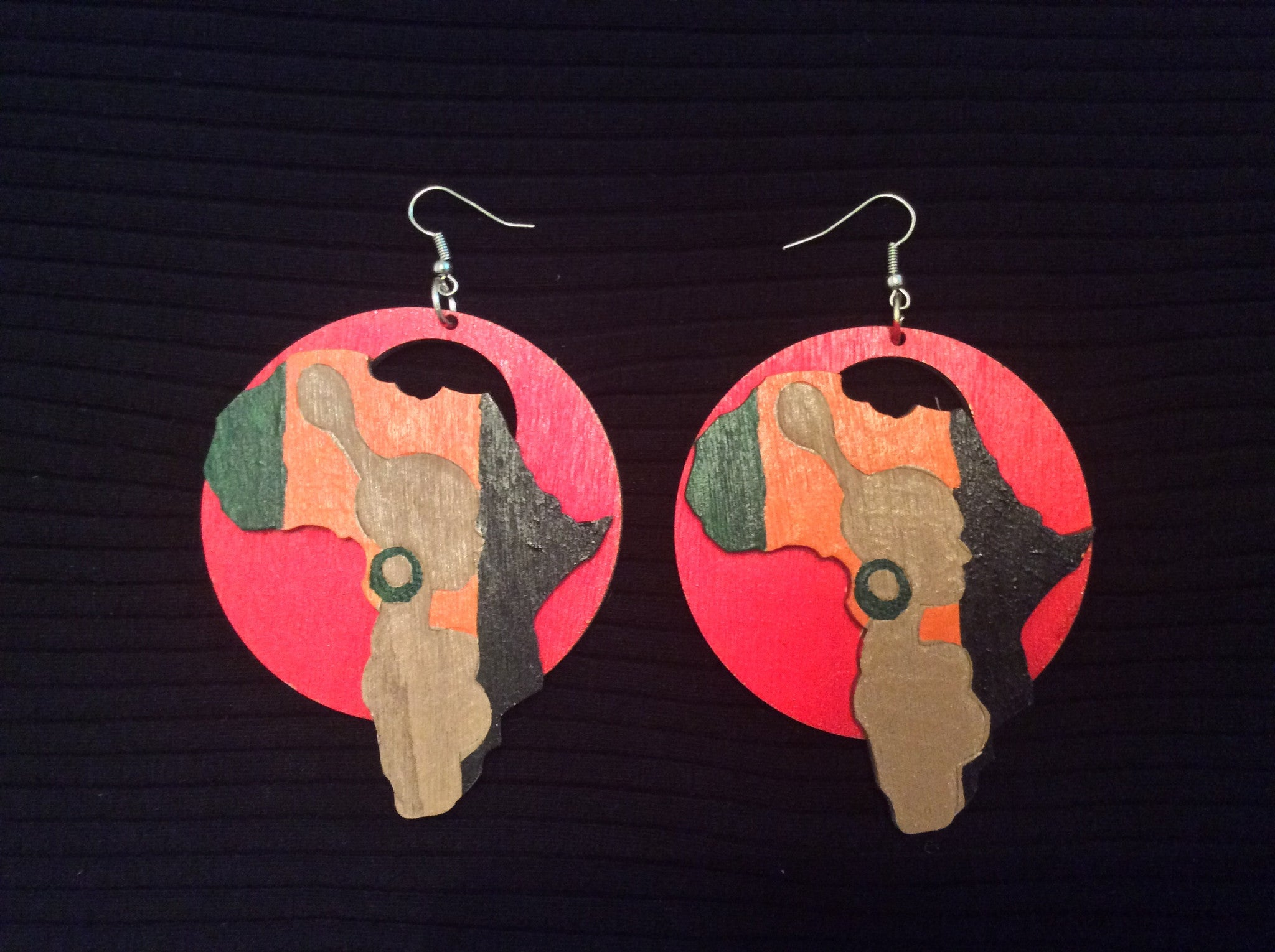 Mother Nature Earrings - Natural Couture
