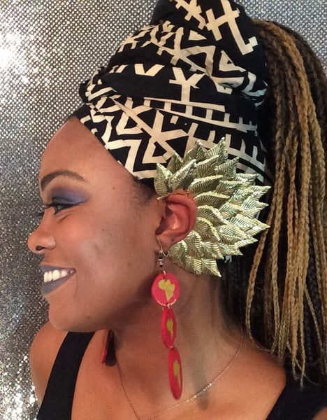 Goddess Ear Cuff - Natural Couture
