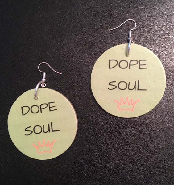 Dope Soul Earrings