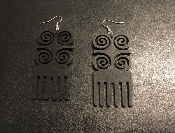 Grand Symbol Earrings