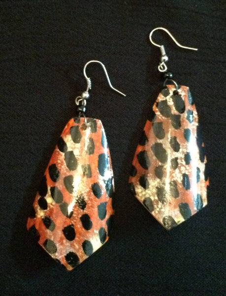 Afrocentric Earrings - Natural Couture