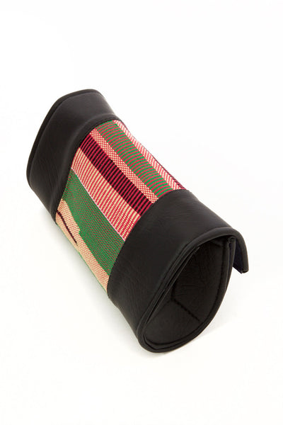 Queen Kente Clutch
