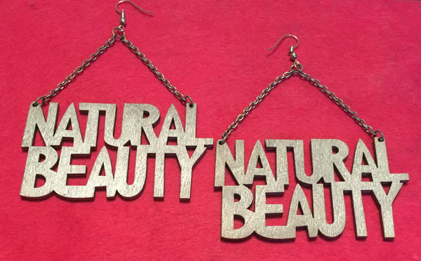 Natural Beauty Earrings