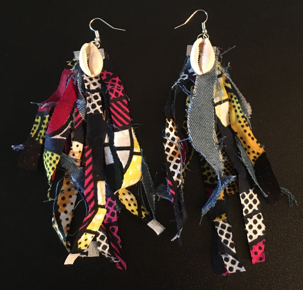 Bold Soul Earrings - Natural Couture