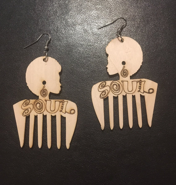 Soul Sista Earrings