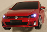 Volkswagen Golf GTI MK7 LED Reading and Night Light with Wall Tattoo Wandtattoo
