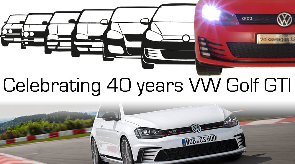 Volkswagen Golf GTI Reading and Night Light