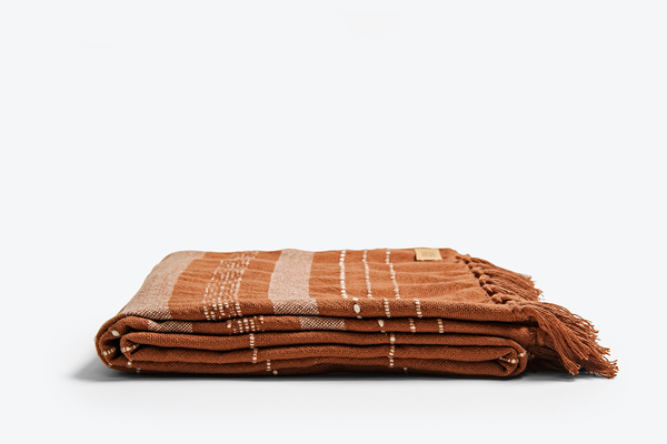 PAZ THROW BLANKET