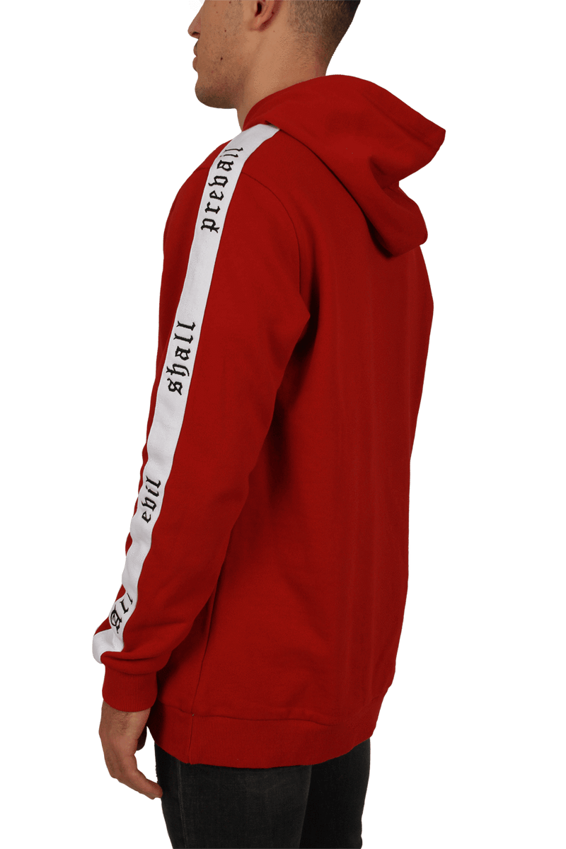 All Evil Shall Prevail - Red Hoodie