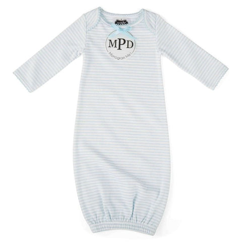 Mud Pie Monogram Me Sleep Gown