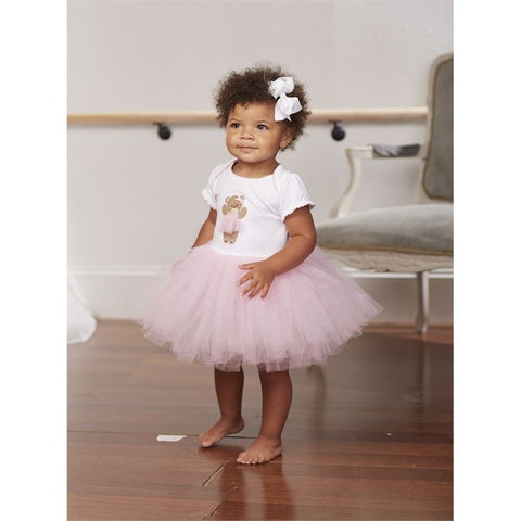 Mud Pie Teddy Bear Tutu
