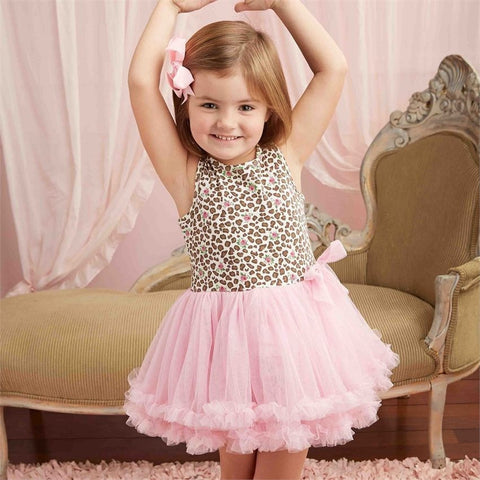 Mud Pie Leopard Dress
