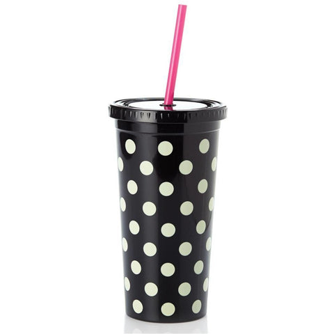 Kate Spade Signature Dot Insulated Tumbler Style 146545