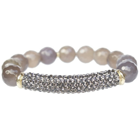 Jam Jewels Smoke Shimmer Bracelet