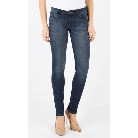 Kut from Kloth Diana Relaxed Fit Skinny (Moderation Wash)