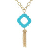 Moon and Lola Malta Tassel Necklace - Christina Maries Boutique