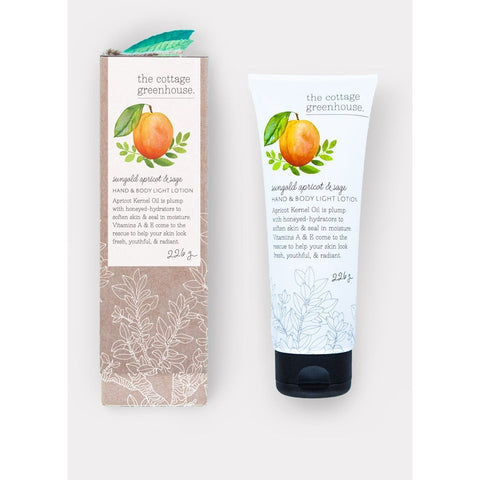 Grapefruit & Blood Orange Hand & Body Light Lotion