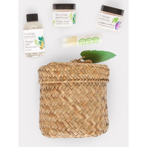 Herbs & Tea Gift Set
